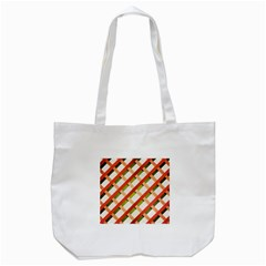 Wallpaper Creative Design Tote Bag (white)