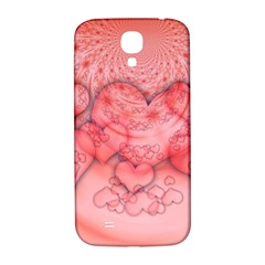 Heart Love Friendly Pattern Samsung Galaxy S4 I9500/i9505  Hardshell Back Case
