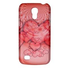 Heart Love Friendly Pattern Galaxy S4 Mini