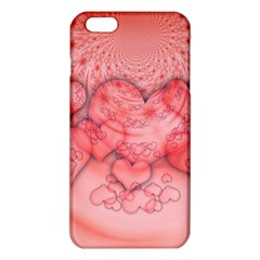Heart Love Friendly Pattern Iphone 6 Plus/6s Plus Tpu Case