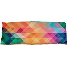 Texture Background Squares Tile Body Pillow Case (dakimakura)