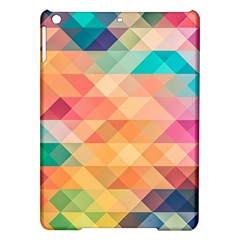 Texture Background Squares Tile Ipad Air Hardshell Cases