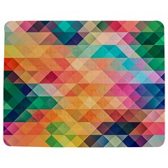 Texture Background Squares Tile Jigsaw Puzzle Photo Stand (rectangular)