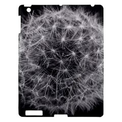 Dandelion Fibonacci Abstract Flower Apple Ipad 3/4 Hardshell Case