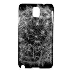 Dandelion Fibonacci Abstract Flower Samsung Galaxy Note 3 N9005 Hardshell Case