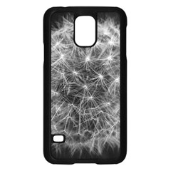 Dandelion Fibonacci Abstract Flower Samsung Galaxy S5 Case (black)