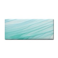 Blue Texture Seawall Ink Wall Painting Cosmetic Storage Cases