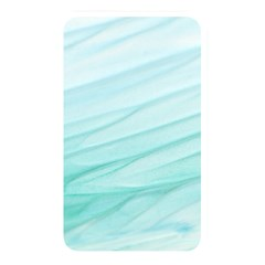 Blue Texture Seawall Ink Wall Painting Memory Card Reader