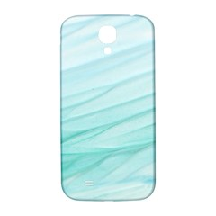 Blue Texture Seawall Ink Wall Painting Samsung Galaxy S4 I9500/i9505  Hardshell Back Case