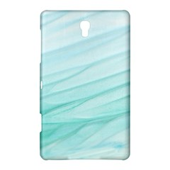 Blue Texture Seawall Ink Wall Painting Samsung Galaxy Tab S (8 4 ) Hardshell Case