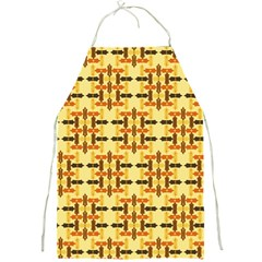 Ethnic Traditional Vintage Background Abstract Full Print Aprons