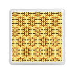 Ethnic Traditional Vintage Background Abstract Memory Card Reader (square)