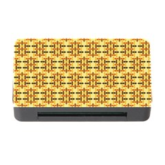 Ethnic Traditional Vintage Background Abstract Memory Card Reader With Cf by Nexatart