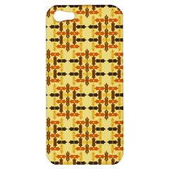 Ethnic Traditional Vintage Background Abstract Apple Iphone 5 Hardshell Case