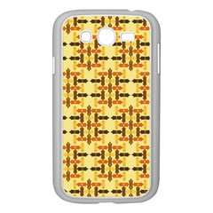 Ethnic Traditional Vintage Background Abstract Samsung Galaxy Grand Duos I9082 Case (white)