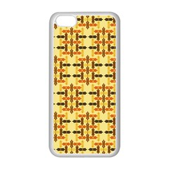 Ethnic Traditional Vintage Background Abstract Apple Iphone 5c Seamless Case (white)
