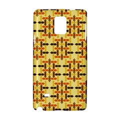 Ethnic Traditional Vintage Background Abstract Samsung Galaxy Note 4 Hardshell Case