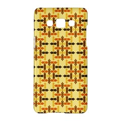 Ethnic Traditional Vintage Background Abstract Samsung Galaxy A5 Hardshell Case