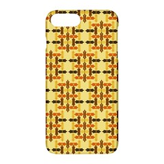 Ethnic Traditional Vintage Background Abstract Apple Iphone 7 Plus Hardshell Case