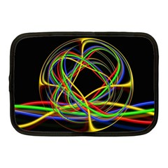 Ball Abstract Pattern Lines Netbook Case (medium)  by Nexatart
