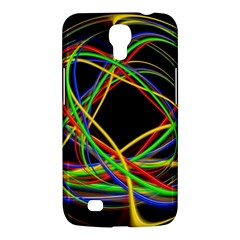 Ball Abstract Pattern Lines Samsung Galaxy Mega 6 3  I9200 Hardshell Case