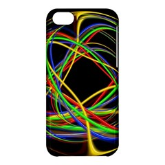 Ball Abstract Pattern Lines Apple Iphone 5c Hardshell Case