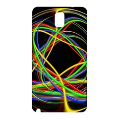 Ball Abstract Pattern Lines Samsung Galaxy Note 3 N9005 Hardshell Back Case