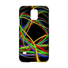 Ball Abstract Pattern Lines Samsung Galaxy S5 Hardshell Case  by Nexatart
