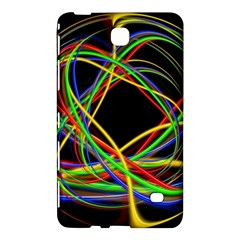 Ball Abstract Pattern Lines Samsung Galaxy Tab 4 (7 ) Hardshell Case