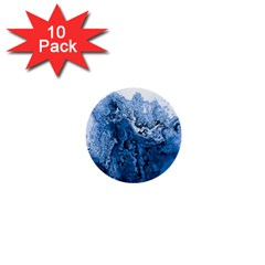 Water Nature Background Abstract 1  Mini Buttons (10 Pack)