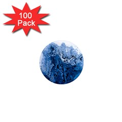 Water Nature Background Abstract 1  Mini Magnets (100 Pack)