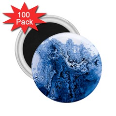 Water Nature Background Abstract 2 25  Magnets (100 Pack)