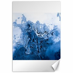 Water Nature Background Abstract Canvas 12  X 18