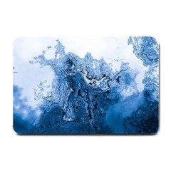 Water Nature Background Abstract Small Doormat