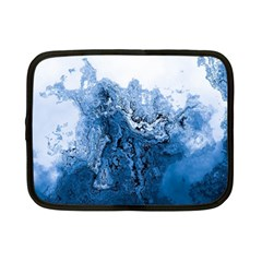 Water Nature Background Abstract Netbook Case (small)