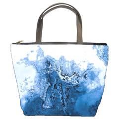Water Nature Background Abstract Bucket Bags by Nexatart