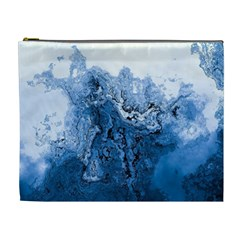 Water Nature Background Abstract Cosmetic Bag (xl)