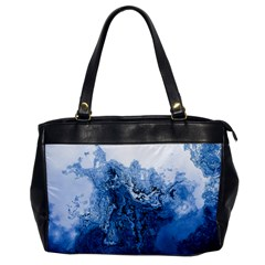 Water Nature Background Abstract Office Handbags