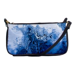 Water Nature Background Abstract Shoulder Clutch Bags