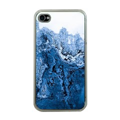 Water Nature Background Abstract Apple Iphone 4 Case (clear)