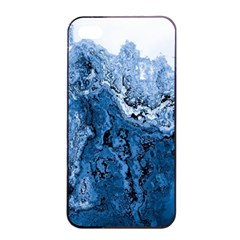 Water Nature Background Abstract Apple Iphone 4/4s Seamless Case (black)