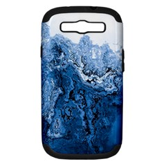 Water Nature Background Abstract Samsung Galaxy S Iii Hardshell Case (pc+silicone)