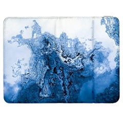 Water Nature Background Abstract Samsung Galaxy Tab 7  P1000 Flip Case