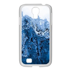 Water Nature Background Abstract Samsung Galaxy S4 I9500/ I9505 Case (white)