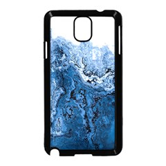 Water Nature Background Abstract Samsung Galaxy Note 3 Neo Hardshell Case (black)
