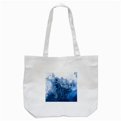 Water Nature Background Abstract Tote Bag (white) by Nexatart