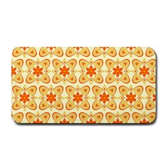 Background Floral Forms Flower Medium Bar Mats