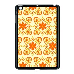 Background Floral Forms Flower Apple Ipad Mini Case (black)