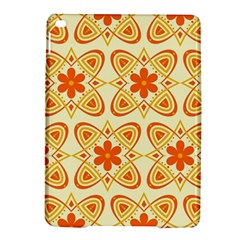 Background Floral Forms Flower Ipad Air 2 Hardshell Cases