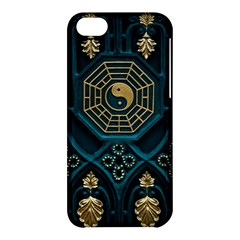 Ying Yang Abstract Asia Asian Background Apple Iphone 5c Hardshell Case